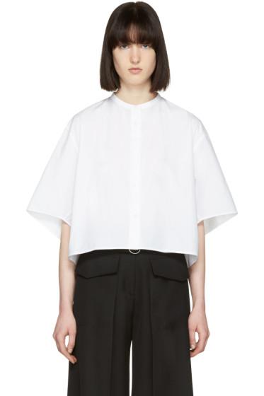 Acne Studios - White Bridget Shirt