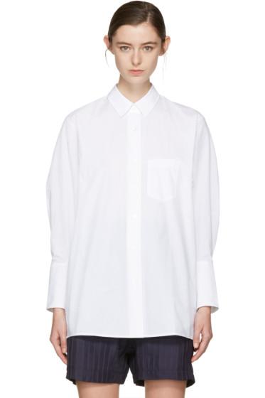 Acne Studios - White Bai Shirt