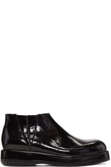 Acne Studios - Black Dexter Boots