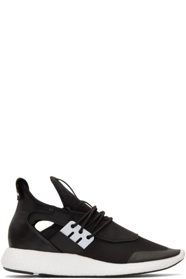 Y-3 - Black Elle Run Sneakers