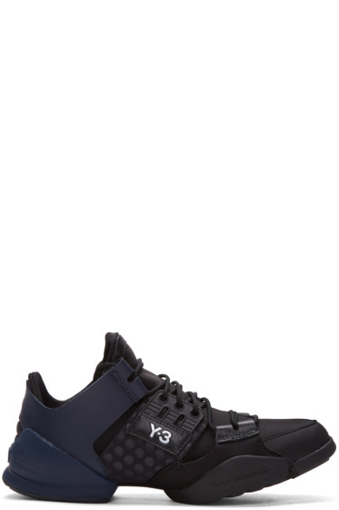 Y-3 - Black Kanja Sneakers