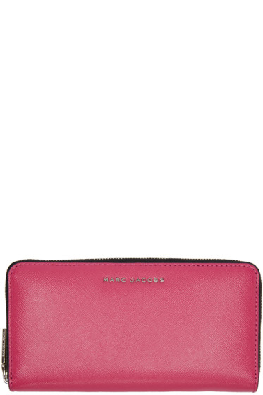 Marc Jacobs - Pink Standard Continental Wallet