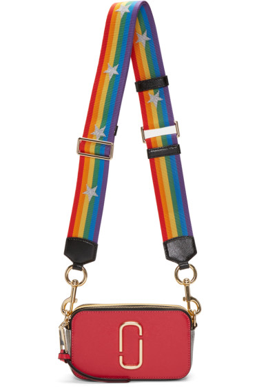 Marc Jacobs - Tricolor Small Snapshot Bag