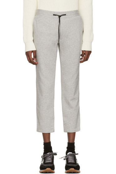 Marc Jacobs - Grey Cropped Lounge Pants