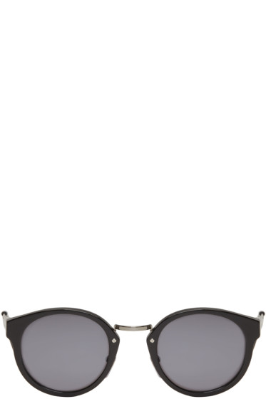 Super - Black Panama Opaco Sunglasses