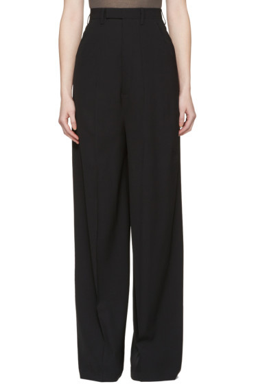 Rick Owens - Black Astaire Trousers