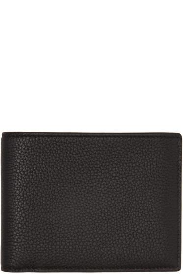 Jil Sander - Black Pocket Wallet