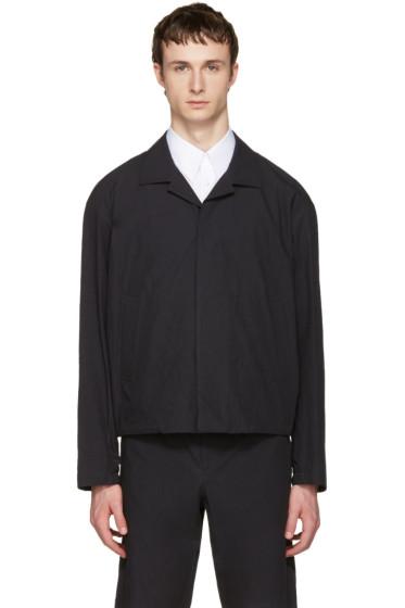 Jil Sander - Blue Messino Jacket