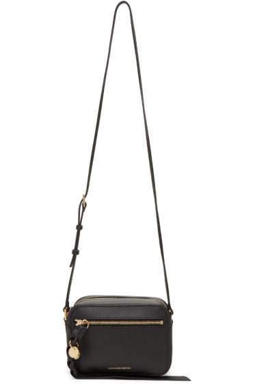 Alexander McQueen - Black Small Camera Bag