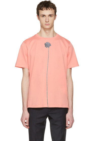 Paul Smith - Pink Floral T-Shirt