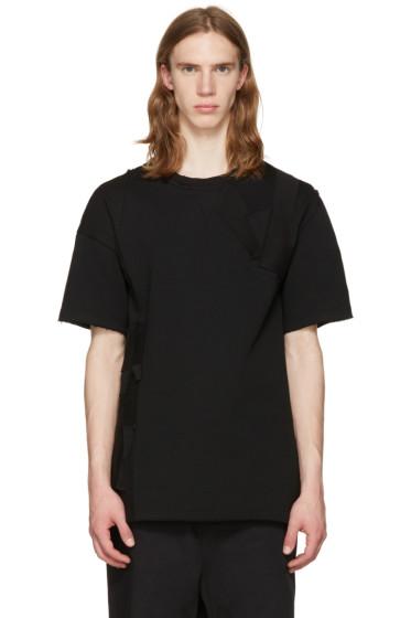 Damir Doma - Black Tyle T-Shirt