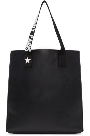 Givenchy - Black Medium Stargate Tote