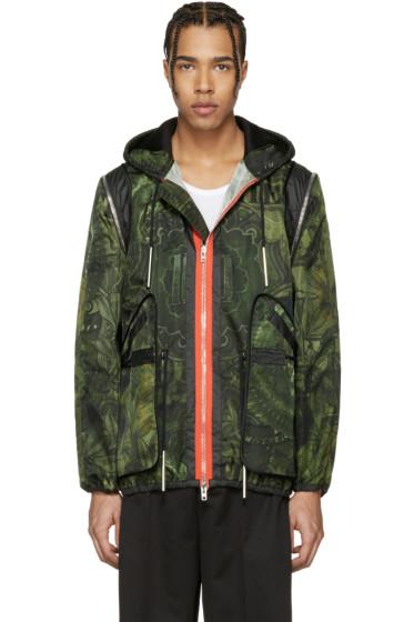 Givenchy - Green Money Jacket