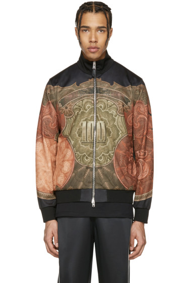 Givenchy - Black Money Track Jacket