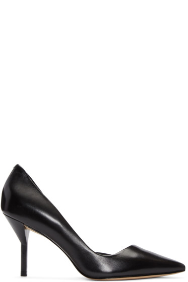 3.1 Phillip Lim - Black Martini Pumps