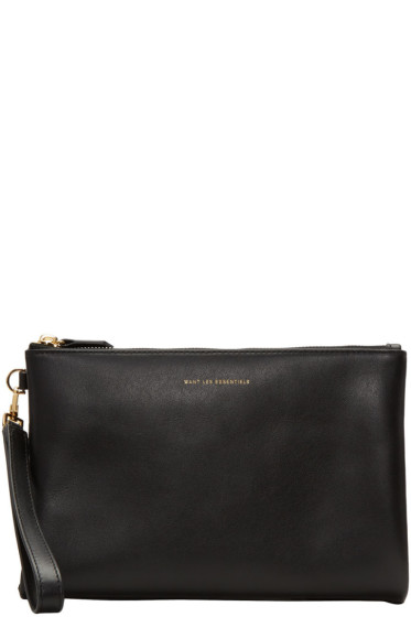 Want Les Essentiels - Black Barajas Pouch