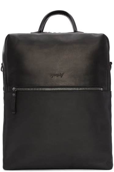 Marsèll - Black Scatolaino Backpack