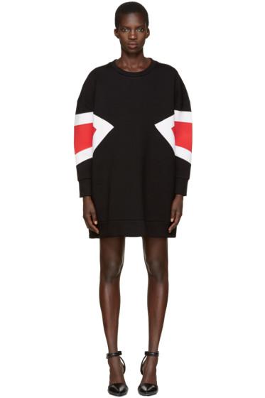 Neil Barrett - Black Modernist Dress