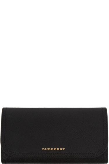 Burberry - Black Kenton Wallet