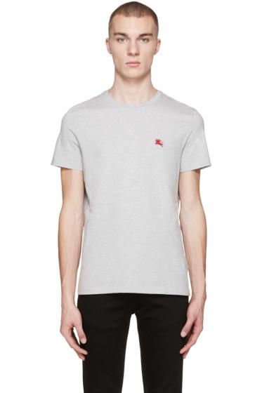 Burberry - Grey Tunworth T-Shirt