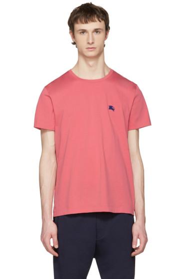 Burberry - Pink Tunworth T-Shirt