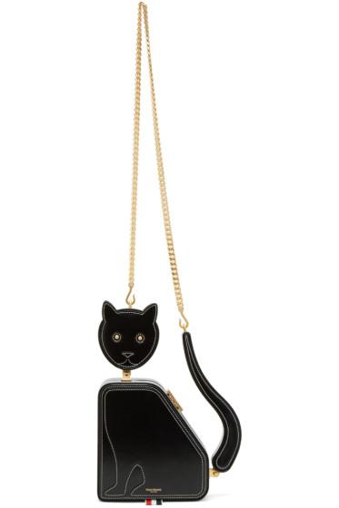 Thom Browne - Black Cat Bag