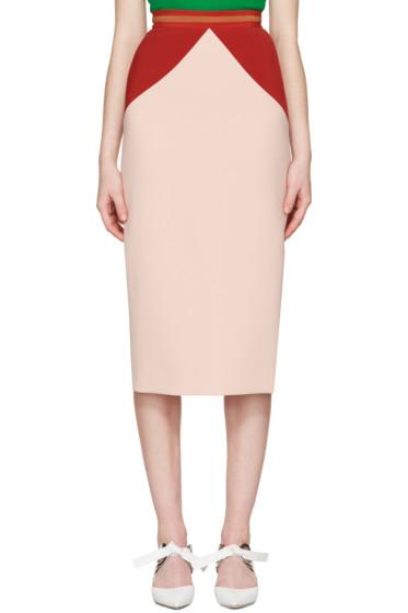 Roksanda - Pink Arshan Skirt