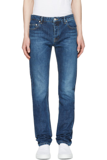 Kenzo - Blue Washed Jeans