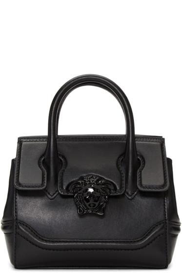 Versace - Black Mini Palazzo Empire Bag
