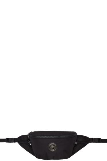 Versace - Black Medusa Belt Pouch