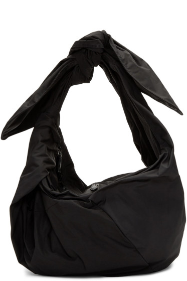 Simone Rocha - Black Small Wrap Bag