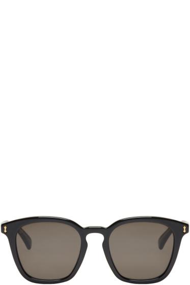 Gucci - Black Opulent Luxury Square Sunglasses
