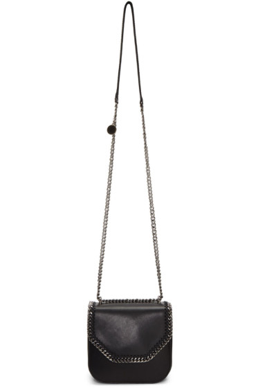 Stella McCartney - Black Small Falabella Box Bag