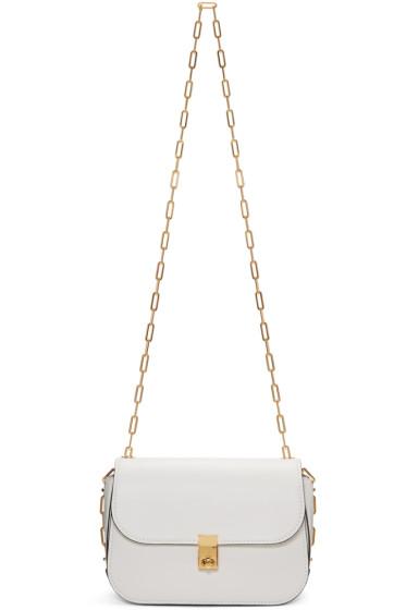 Valentino - White Chain Bag