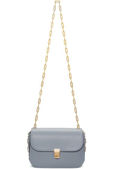Valentino - Blue Chain Bag