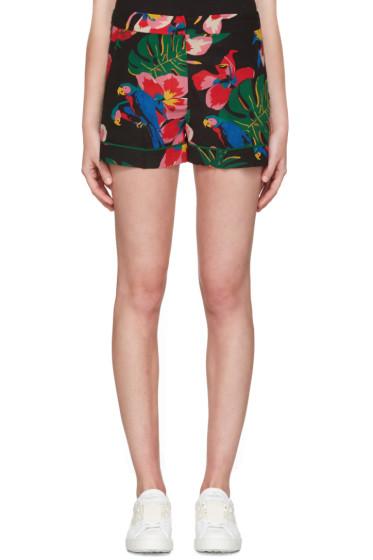Valentino - Multicolor Tropical Dream Shorts