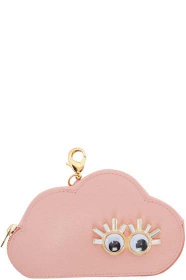 Sophie Hulme - Pink Cloud Coin Pouch