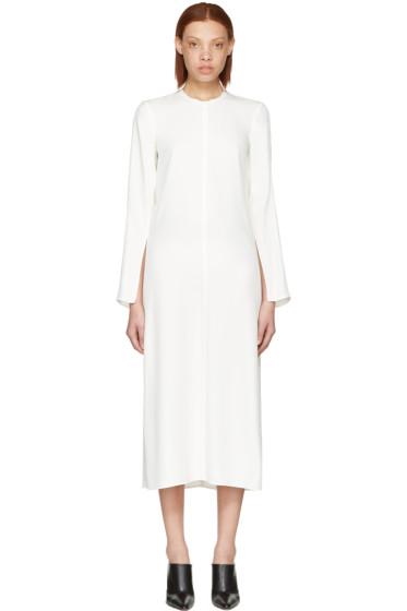Calvin Klein Collection - White Larrew Dress