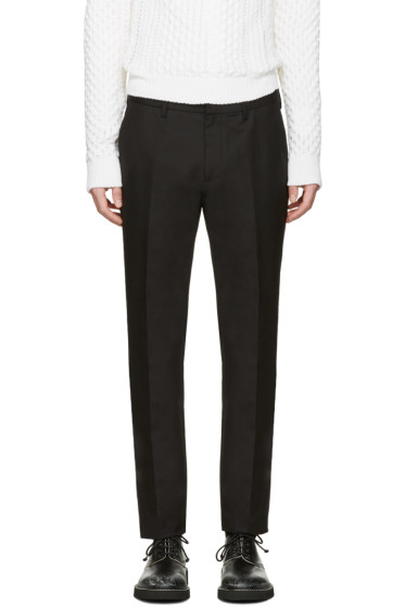 Calvin Klein Collection - Black Crosby Trousers