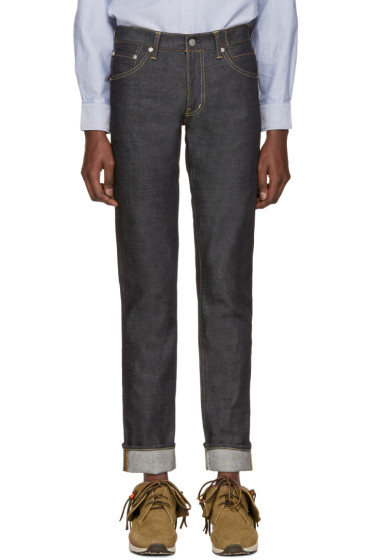 Visvim - Indigo Social Sculpture 04 Jeans