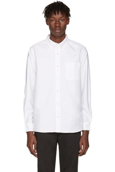Visvim - White Albacore Bamboo Shirt