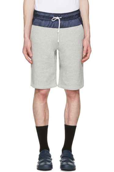 Tim Coppens - Grey Core Shorts