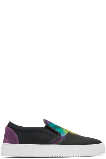 Marcelo Burlon County of Milan - Multicolor Akie Slip-On Sneakers
