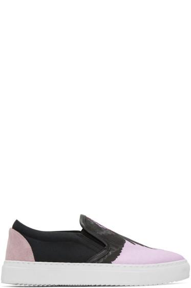 Marcelo Burlon County of Milan - Multicolor Enrika Slip-On Sneakers