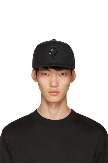 Marcelo Burlon County of Milan - Black Starter Edition Jons Cap