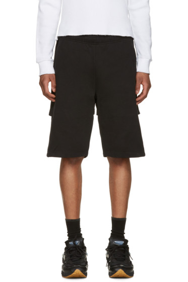 Hood by Air - Black Wrench Shorts