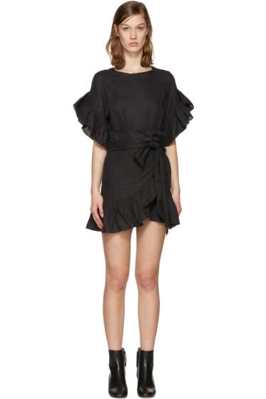 Isabel Marant Etoile - Black Delicia Dress