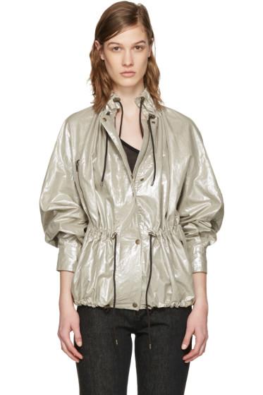 Isabel Marant - Silver Lux Jacket