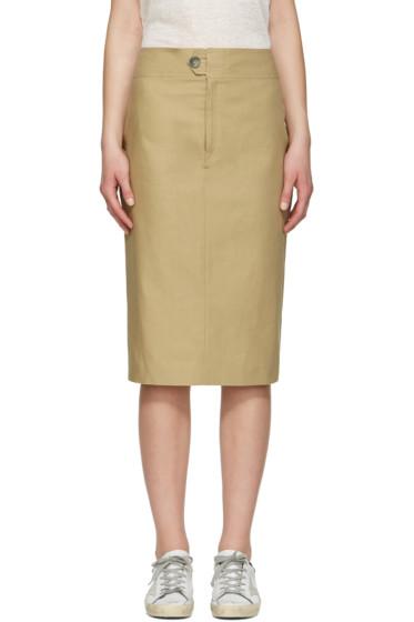 Isabel Marant - Beige Stanton Skirt