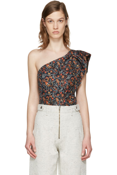 Isabel Marant - Multicolor Rowina Blouse